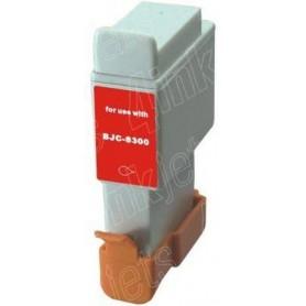 Compatible  BJC 2000/2010/i250/i350-Negro BCI-21BK/BCI-24BK